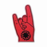 Foam hands rock