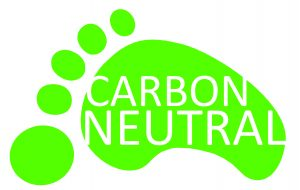 Carbon neutral promotional products